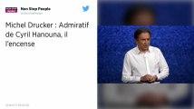 Pour Michel Drucker, Cyril Hanouna est «le vrai patron de C8»