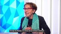 """L'invitée de la rédaction - Danielle Mommeja, présidente de l'association """"Fêtes Musicales en  Touraine"""""""