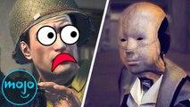 TOP 10 vergessene Videospiel-GLITCHES