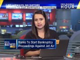 Here's a status check of Jet Airways flight to bankruptcy
