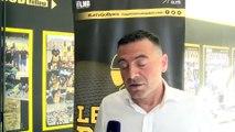 William Raffa nouveau directeur général de Fos Provence Basket