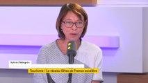 Sylvie Pellegrin (Gîtes des France) : « Les réservations sont en hausse de 3% pour cet été »