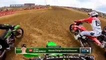 2019 High Point National - 250 Moto 2 GoPro Course Preview Adam Cianciarulo