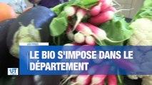 À la UNE : l'état de catastrophe naturelle reconnue après l'orage / le BAC Philo 2019 malgré la grève / de plus en plus de produits Bio dans le département / le Festival La Rue des Artistes a fait le plein.