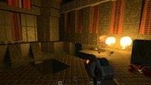 Quake RTX Remaster VS Quake 2 original