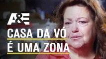 Netos não conseguem entrar na casa bagunçada da vó! | ACUMULADORES COMPULSIVOS | A&E
