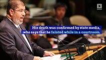 Mohammed Morsi, Former President of Egypt, Dead at 67