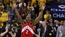 Should Raptors Teammates, Fans Be Upset if Kawhi Leonard Leaves?