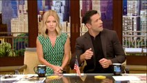 Mark Consuelos and Kelly Ripa Tell NSFW Story About Their Daughter Lola Walking in on Them Having Sex on Her 18th Birthday