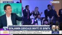 """""""Il y a beaucoup d'hypocrisie de la part de la maire de Paris."""" Benjamin Griveaux défend Total, partenaire des Jeux Olympiques lâché par Hidalgo"""