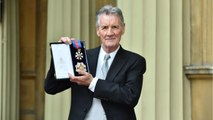 Monty Python Star Michael Palin Knighted