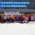 Grève de la surveillance du bac : à Haguenau, les élèves soutiennent leurs profs
