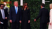 Here is the Reason Why Melania Trump Wears Sunglasses at Public Events : Report