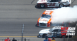 Briscoe gets spun in final stage at Michigan