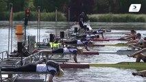 Championnat de France Sénior Bateaux longs Bourges 2019 - Finale du deux barré - SH2+