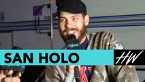 Call San Holo at WHAT Number?!