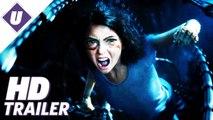 Alita: Battle Angel - Exclusive Behind The Scenes Trailer