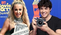 Tana Mongeau & Noah Centineo MTV Movie & TV Awards Best Dress