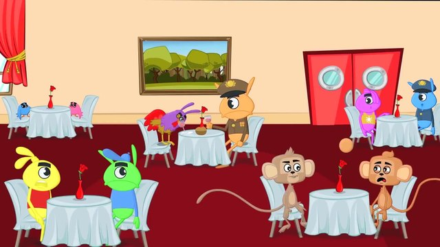 Home Clash   Funny Animated cartn for Children   만화  SAVE THE HEN   cartn for Kids prt 1/2