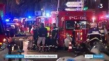 Attentat de Nice : décès du père d'une victime