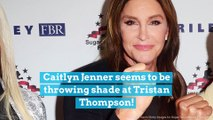 Caitlyn Jenner Shades Tristan Thompson by Leaving Him Out of Father's Day Tribute