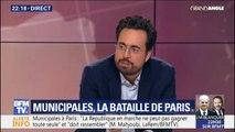 """Mounir Mahjoubi: """"Si on veut prendre la place de la maire de Paris, c'est parce qu'elle a fauté"""""""