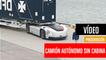 [CH] Vera, el camión eléctrico y autónomo sin cabina de Volvo