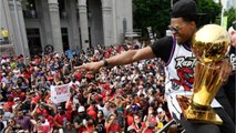 PM Trudeau Joins Millions Of Canadians Celebrating Raptors NBA Victory