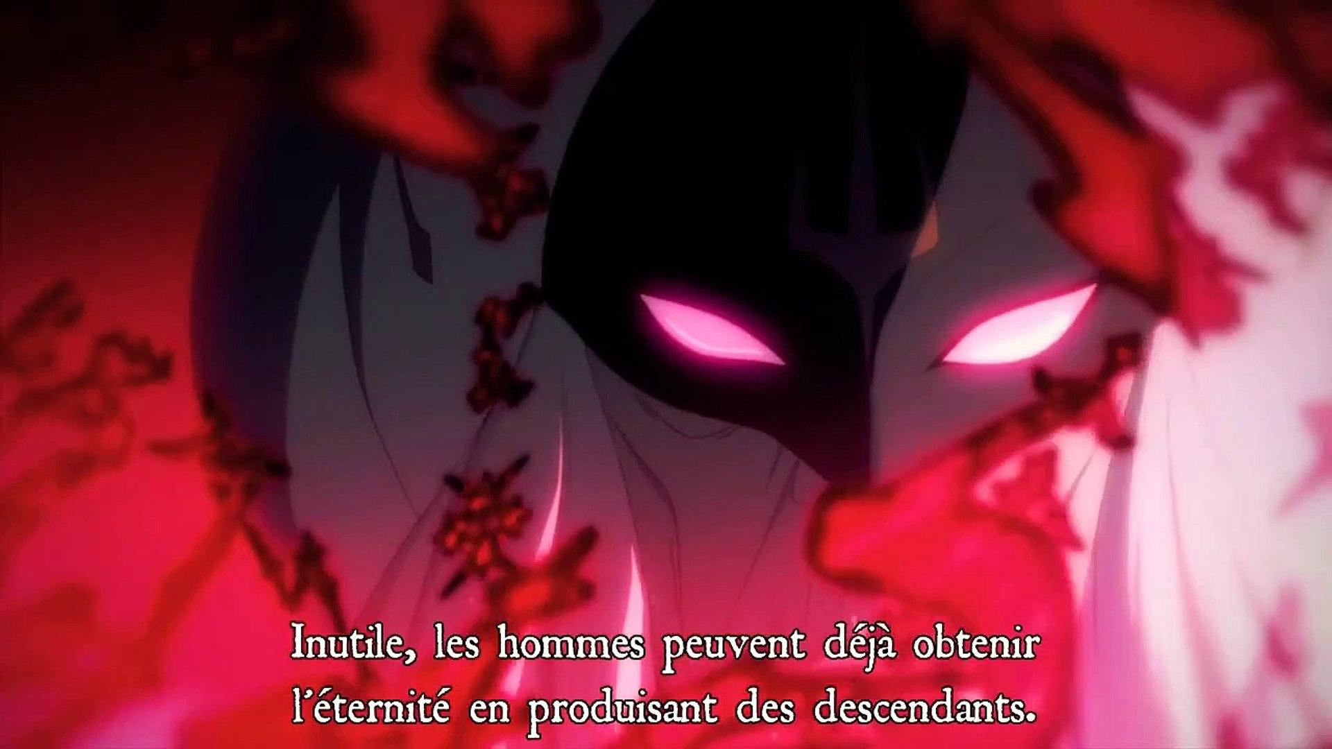 Garo Honoo No Kokuin Garo The Animation Episode 10 Vostfr