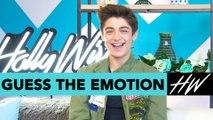 Asher Angel Gushes About Annie LeBlanc & Plays Emotional Lyric!