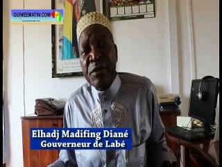 Meurtre de l'étudiant Amadou Boukariou Baldé : l'interview du Gouverneur de Labé, Madifing Diané