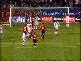 05/04/03 : Frédéric Piquionne (45'+2) : Rennes - Bordeaux (3-4)