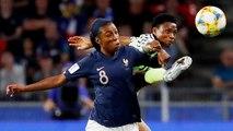 Mondial de foot : la France et l'Allemagne victorieuses