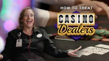 How to Treat Casino Dealers, According to Casino Dealers