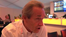 Jacky Ickx before the 24 Hours of Le Mans 2019