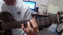 Too Much Heaven,Bee Gees Guitar Cover (1)