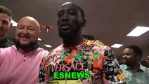 Crawford Got Thurman Over Pacquiao - EsNews Boxing