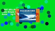 [BEST SELLING]  Accounting: Accounting Made Simple for Beginners, Basic Accounting Principles and