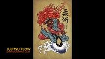Music Track ~ Jujitsu Flow ~ Dhruva Aliman