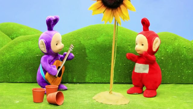 Teletubbies | Play Musical Instruments | Teletubbies Stop Motion | cartns for Children