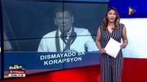 Pres. #Duterte, dismayado sa korapsyon sa bansa