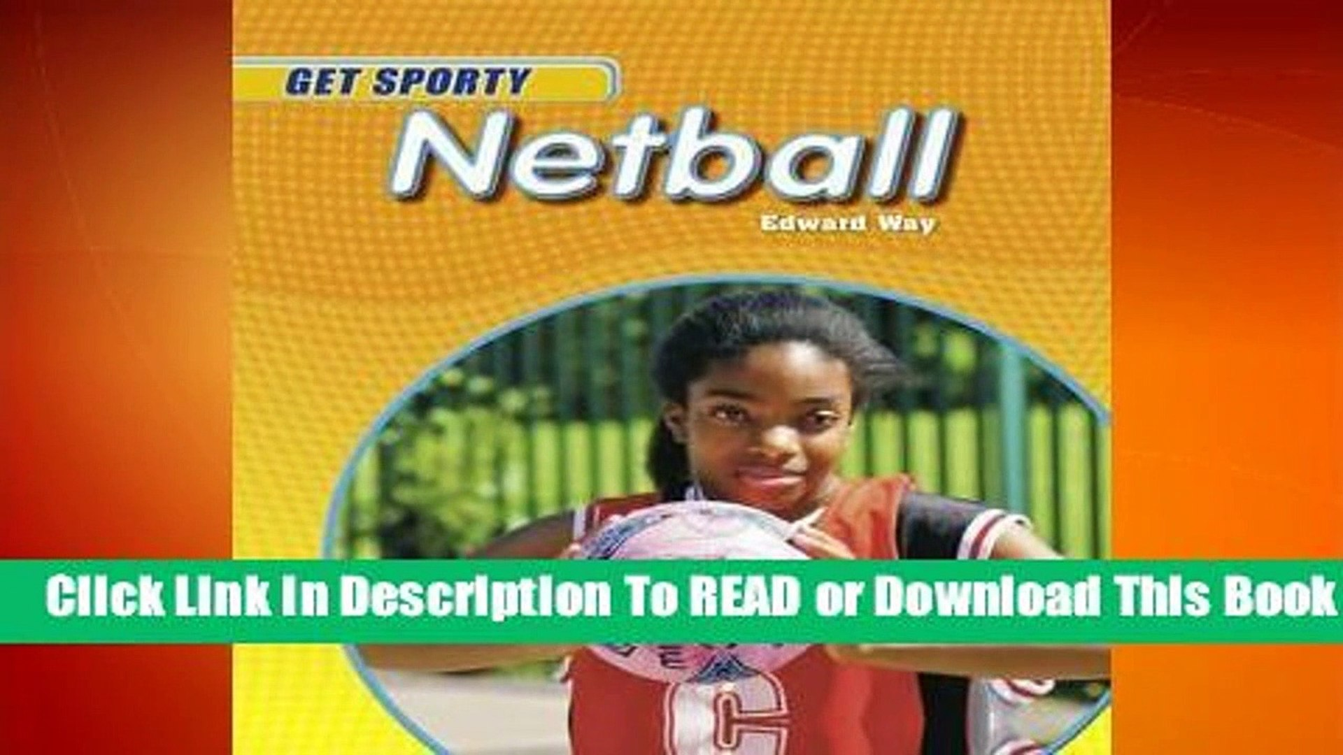 [Read] Netball  For Online