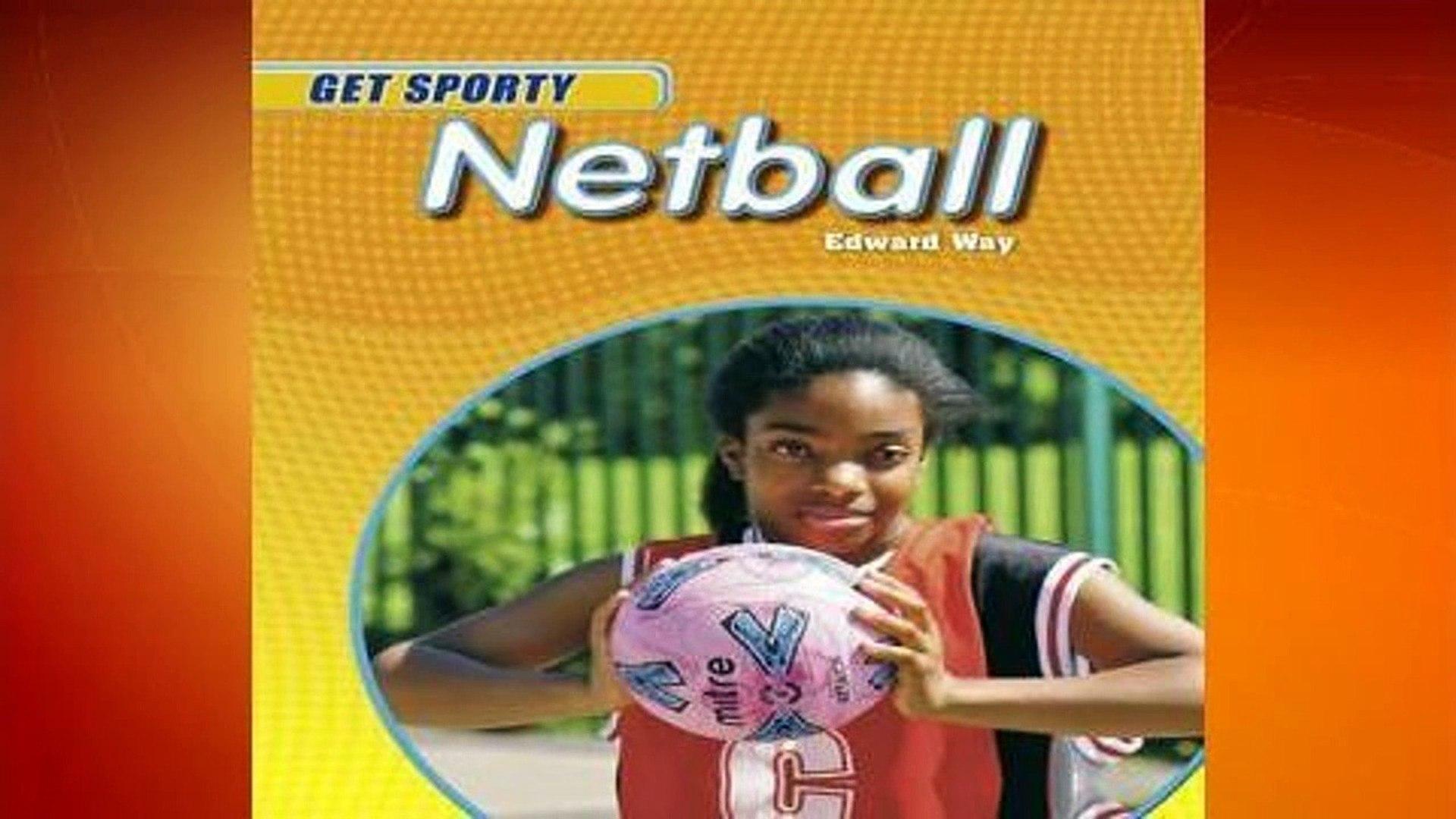 Full E-book Netball  For Full