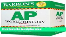 [MOST WISHED]  Barron s AP World History Flash Cards
