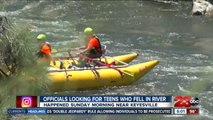 Kern River Search Continues