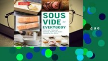 Online Sous Vide for Everybody: The Easy, Foolproof Cooking Technique That's Sweeping the World