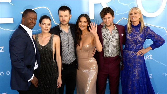 """STARZ """"The Rook"""" Los Angeles Premiere with Emma Greenwell, Joely Richardson, Olivia Munn"""