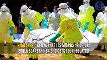 Tangatanga dare Uhuru | Ebola high alert | Kakamega twins mothers dilemma: Your Breakfast Briefing