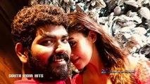 Nayanthara Gives Kiss to Sun(Telugu)