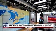 Fusillade et panique, cette nuit, à Toronto lors de la parade de célébration du titre NBA de l'équipe de basket